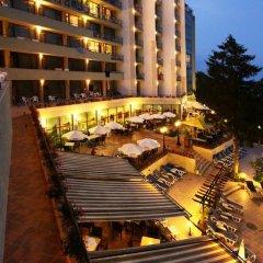 Отель Edelweiss- Half Board Болгария, Золотые пески - отзывы, цены и фото номеров - забронировать отель Edelweiss- Half Board онлайн вид на фасад фото 3