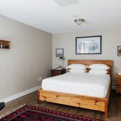 Отель onefinestay - Greenpoint private homes США, Нью-Йорк - отзывы, цены и фото номеров - забронировать отель onefinestay - Greenpoint private homes онлайн комната для гостей фото 2