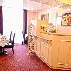 Hotel De La Vallee Париж интерьер отеля