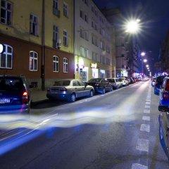 Апартаменты Goodnight Warsaw Apartments Wilcza 26a Студия с различными типами кроватей фото 3