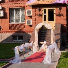 Гостиница Резиденция Троя балкон