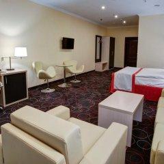 Принц Парк Отель 4* Студия с различными типами кроватей фото 20