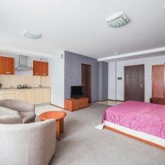 Гостиница Комплекс апартаментов Комфорт Студия с 2 отдельными кроватями фото 11