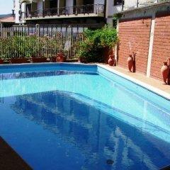Hotel Astra Кьянчиано Терме бассейн фото 2