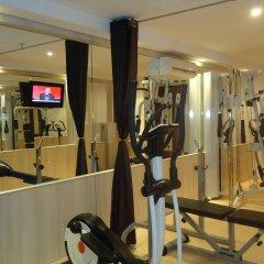 Hotel Azimut фитнесс-зал фото 2