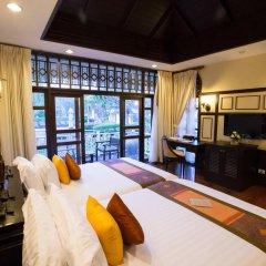 Отель Wora Bura Hua Hin Resort and Spa 5* Номер Делюкс с различными типами кроватей фото 3