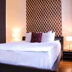 Апартаменты Senator Apartments Budapest Студия Делюкс с различными типами кроватей фото 3