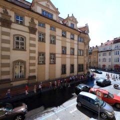 Отель Klementinum apartment Чехия, Прага - отзывы, цены и фото номеров - забронировать отель Klementinum apartment онлайн парковка