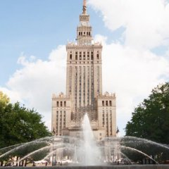 Апартаменты Apartment in Center of Warsaw