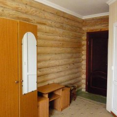 Гостиница Эко Дом удобства в номере