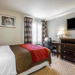 Отель Comfort Inn Monterey Park 3* Стандартный номер фото 3