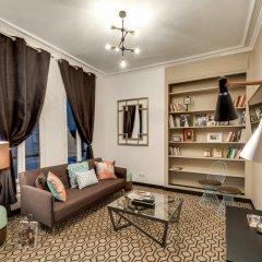 Отель Sweet Inn Apartments - Paix Франция, Париж - отзывы, цены и фото номеров - забронировать отель Sweet Inn Apartments - Paix онлайн комната для гостей фото 4