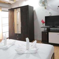Green Mango Guesthouse - Hostel Стандартный номер разные типы кроватей фото 2