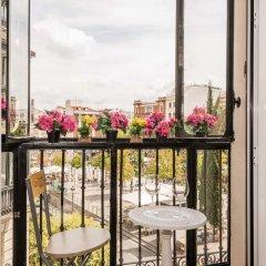 Отель Apartamentos Plaza Santa Ana Улучшенные апартаменты фото 7