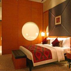 Al Raha Beach Hotel Villas 4* Улучшенный номер с различными типами кроватей фото 6
