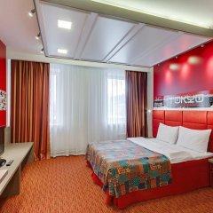 Ред Старз Отель 4* Улучшенный номер с различными типами кроватей фото 4