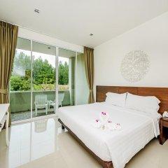 Отель L'esprit de Naiyang Beach Resort 4* Номер Делюкс с двуспальной кроватью фото 2