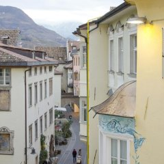 Апартаменты Green Apartment Больцано балкон