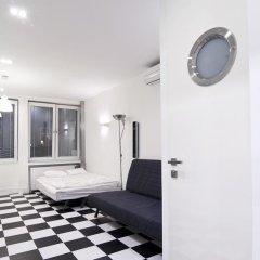 Апартаменты Goodnight Warsaw Apartments Wilcza 26a Студия с различными типами кроватей фото 2
