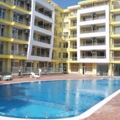 Отель L4 Sunset Beach 2 Болгария, Солнечный берег - отзывы, цены и фото номеров - забронировать отель L4 Sunset Beach 2 онлайн бассейн