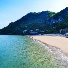 Отель Halong Apricot Cruise пляж