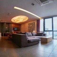 Tria Hotel 3* Представительский номер с различными типами кроватей фото 4