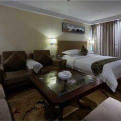 Shenzhen Renshanheng Hotel 4* Стандартный номер фото 2
