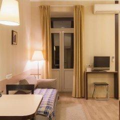 Мини-Отель Веста Студия разные типы кроватей фото 6