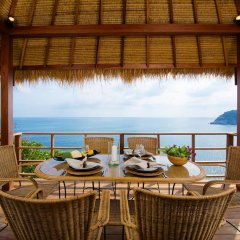 Отель Cape Shark Pool Villas 4* Вилла с различными типами кроватей фото 12