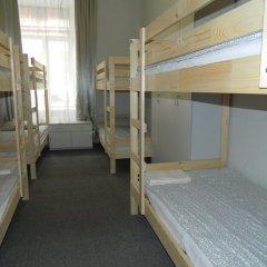 Мини отель Милерон Кровать в общем номере фото 15