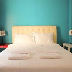 Don Mueang Airport Modern Bangkok Hotel 3* Стандартный номер с различными типами кроватей фото 5