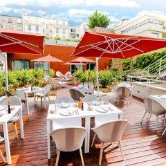 Radisson Blu Hotel, Paris Boulogne Булонь-Бийанкур питание фото 2