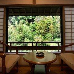 Отель Senomotokan Yumerindo Минамиогуни балкон