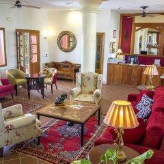 Отель Sindhura Испания, Вехер-де-ла-Фронтера - отзывы, цены и фото номеров - забронировать отель Sindhura онлайн интерьер отеля фото 2