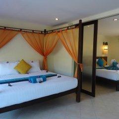 Отель PGS Casa Del Sol 4* Семейный номер Делюкс с двуспальной кроватью фото 23
