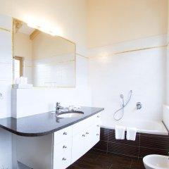 Отель Ansitz Waldner Oberwirt Марленго ванная