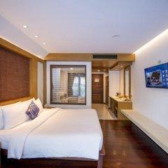Отель Tup Kaek Sunset Beach Resort 3* Номер Делюкс с различными типами кроватей фото 31