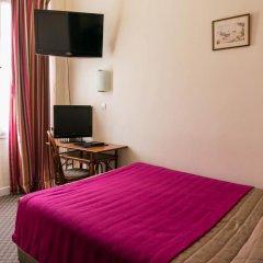 Отель Hôtel Exelmans 2* Стандартный номер с различными типами кроватей фото 4