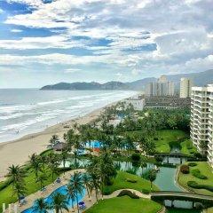 Отель Condominio Mayan Island Playa Diamante Апартаменты с различными типами кроватей фото 46