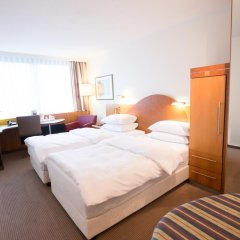 Crowne Plaza Frankfurt Congress Hotel 4* Стандартный номер с различными типами кроватей фото 2