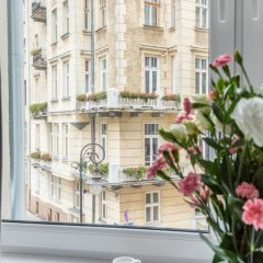 Отель Palm Aparts Warsaw Студия фото 6