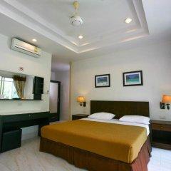 Отель Garden Home Kata 2* Номер Делюкс разные типы кроватей фото 8