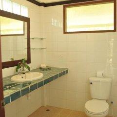 Отель Coco Palm Beach Resort 3* Улучшенное бунгало с различными типами кроватей фото 7