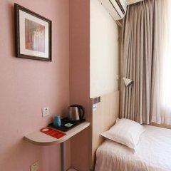 Beijing Sicily Hotel 2* Стандартный номер с различными типами кроватей фото 3