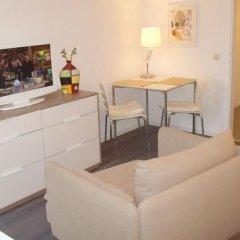 Апартаменты Business meets Düsseldorf Apartments Дюссельдорф комната для гостей фото 3