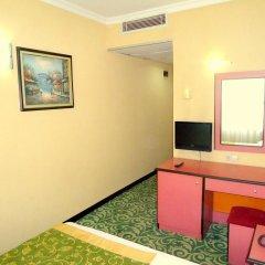 Hotel Buyuk Paris 3* Стандартный номер с различными типами кроватей фото 16
