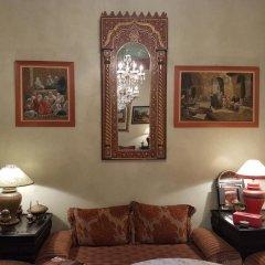 Отель Riad Dar Karima Марокко, Рабат - отзывы, цены и фото номеров - забронировать отель Riad Dar Karima онлайн комната для гостей фото 5