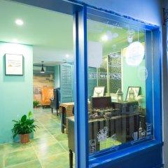 Отель Xiamen Fangao Xingkong Art Gallery Китай, Сямынь - отзывы, цены и фото номеров - забронировать отель Xiamen Fangao Xingkong Art Gallery онлайн интерьер отеля