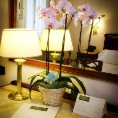 Hotel Continental Genova 4* Стандартный номер с различными типами кроватей фото 24