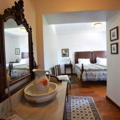 Отель Casa dos Assentos de Quintiaes 3* Стандартный номер с различными типами кроватей фото 2